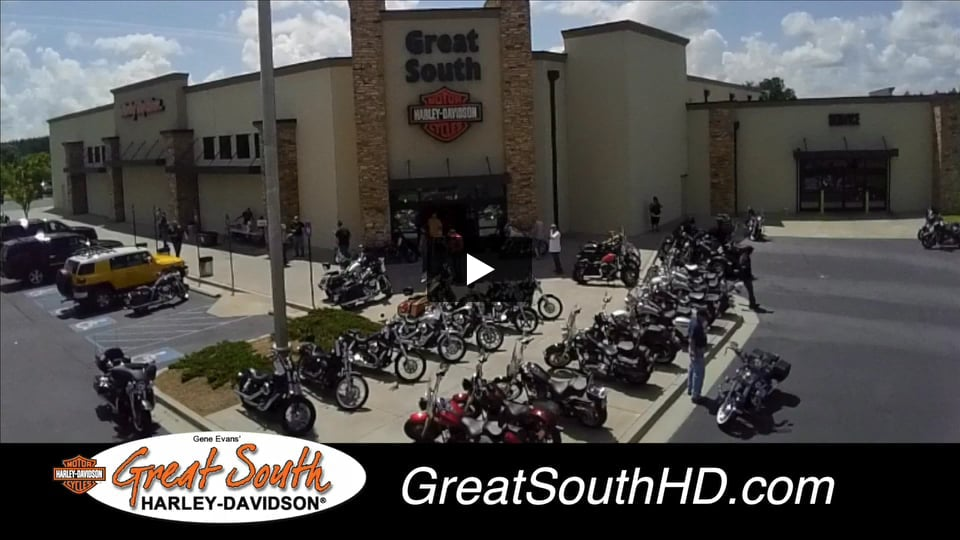 Great South Harley Televison Commercial by Connell Agency