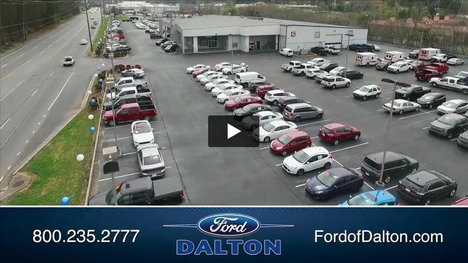 Ford of Dalton Televison Commercial by Connell Agency