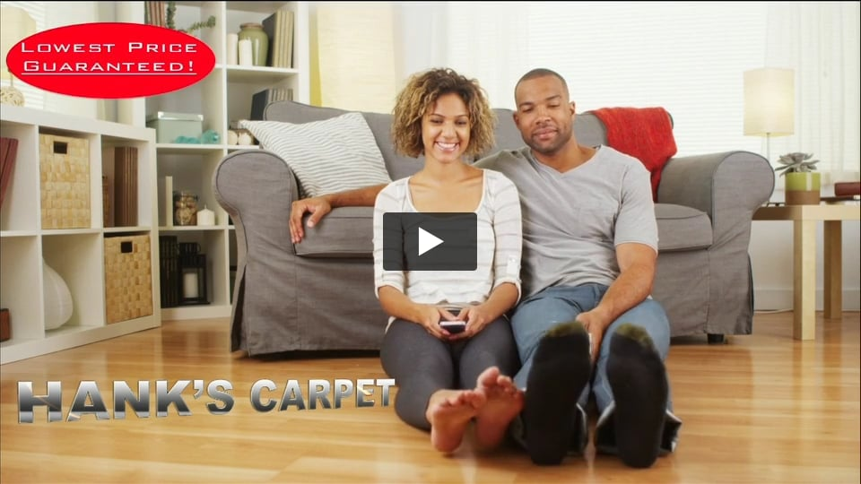Hank's Carpet Televison Commercial by Connell Agency