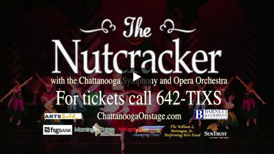 Chattanooga Symphony and Opera Orchestra Televison Commercial by Connell Agency